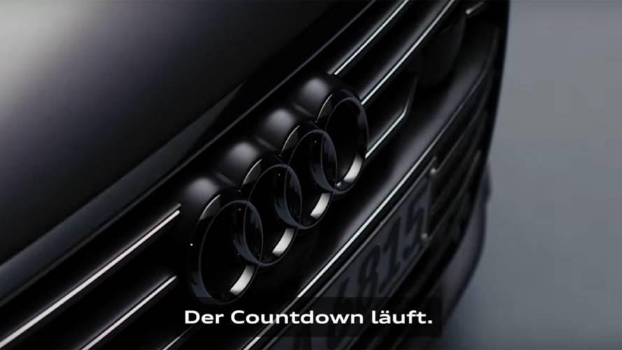 Nuova Audi A6, il primo video teaser