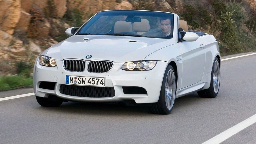 BMW (SA) M3 Convertible: price, dates