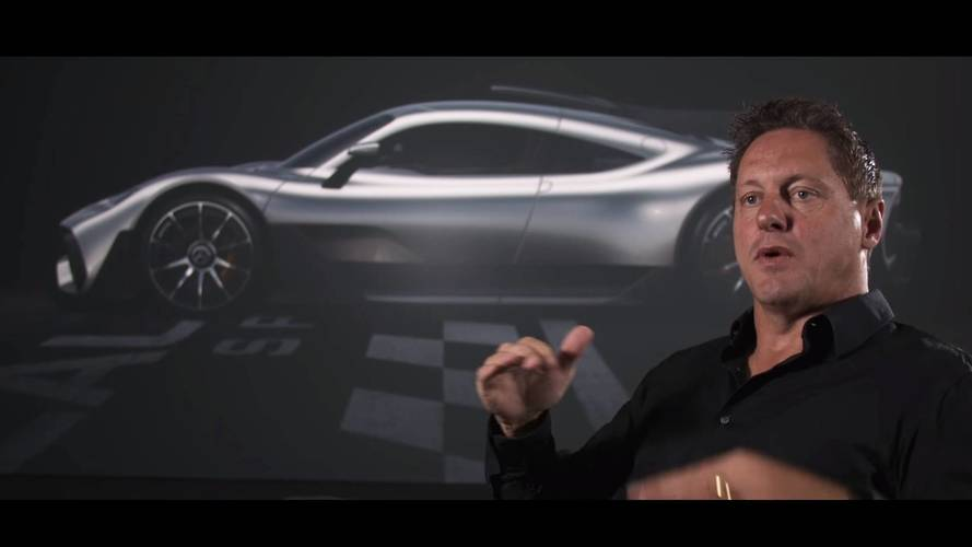 Mercedes-AMG talks Project One design in new video