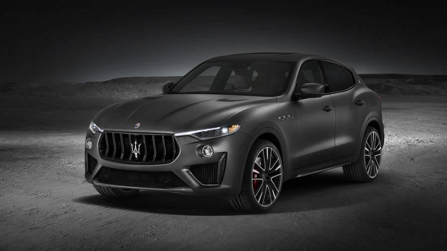 Ízelítő a Ferrari SUV-ból? Megérkezett a Maserati Levante Trofeo