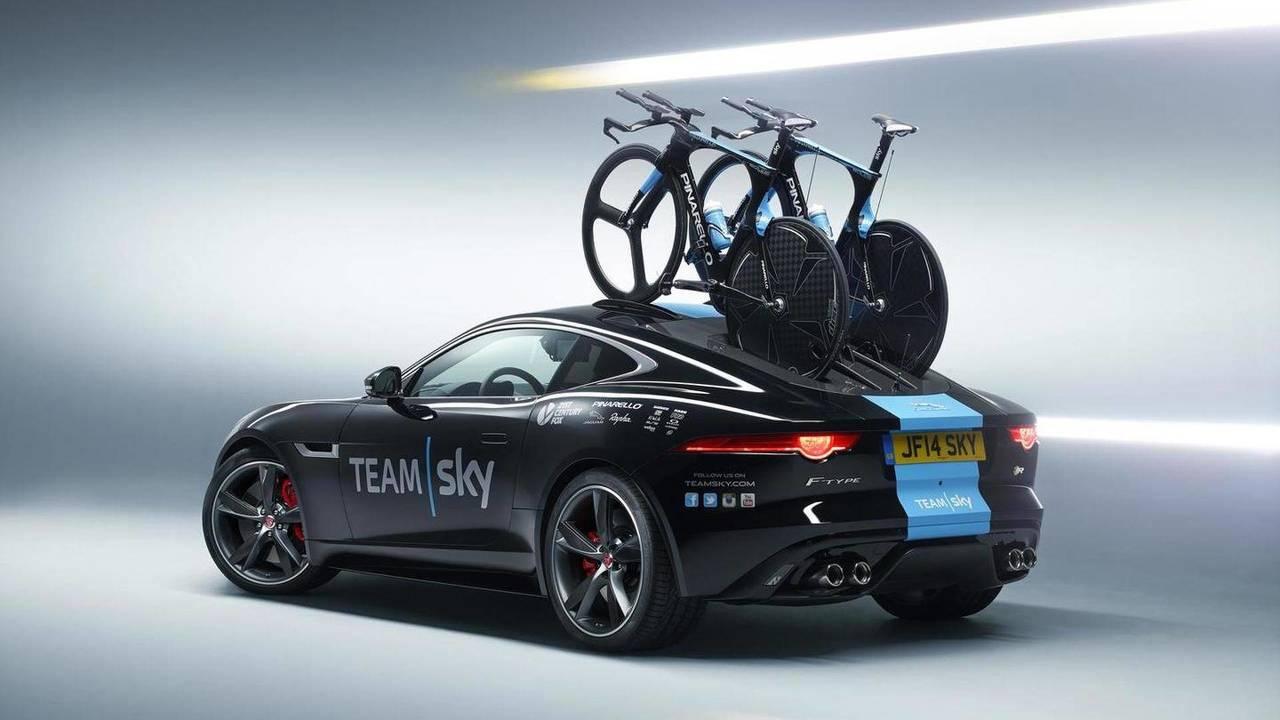 Jaguar F-TYPE R Coupé (Tour de Francia 2014)