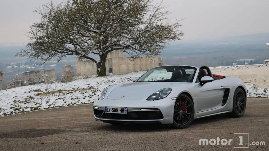 Essai Porsche 718 Boxster GTS - Tout est dans le détail