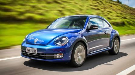 Volkswagen tira Fusca e CC de linha no Brasil