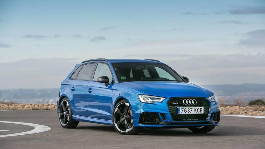 Audi RS 3 Sportback 2018: conducimos el compacto más potente del mercado
