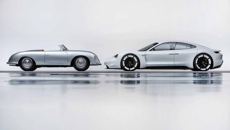 Évente 20 ezer Mission E gyártását tervezi a Porsche