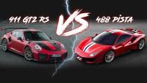 Pista vs GT2 RS