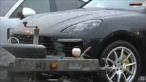 Makyajlı Porsche Macan Casus Fotoğrafları