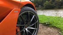 McLaren 720S Orange