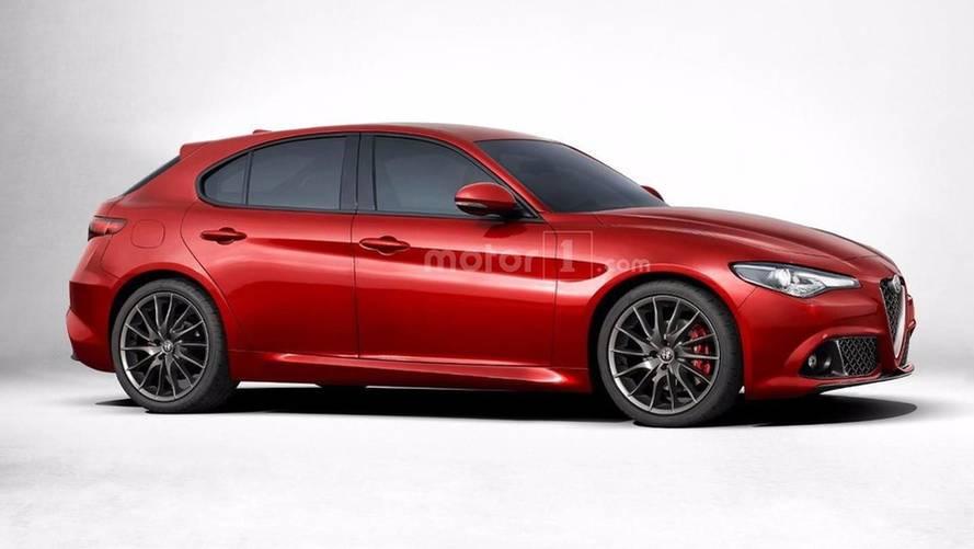 Alfa Romeo Giulietta 2019: ¿es este su diseño?