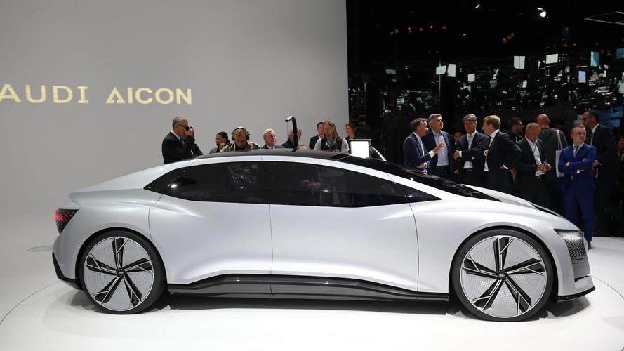 Audi Sees Different Autonomous Car Types For Different Occasions