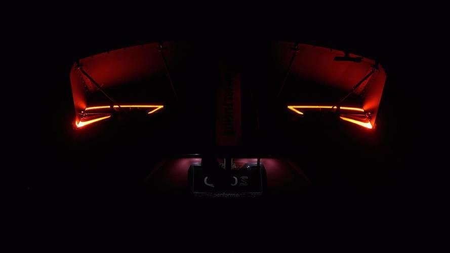 476 lóerős teljesítménnyel érkezik az Infiniti Q60 Red Alpha tanulmány