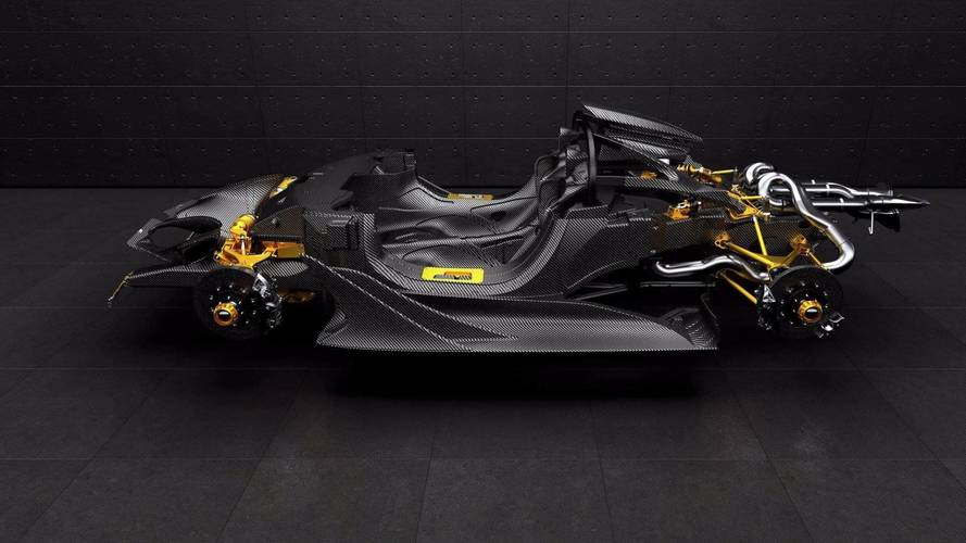 Apollo Intensa Emozione Shows Off Carbon Fiber Chassis