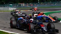 Horarios GP Bélgica F1 2017