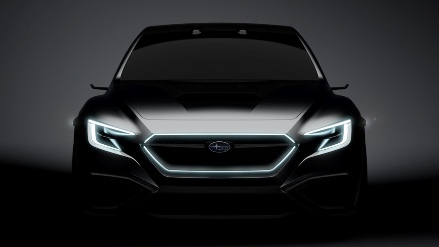 Un concept de berline Subaru pointe le bout de son nez