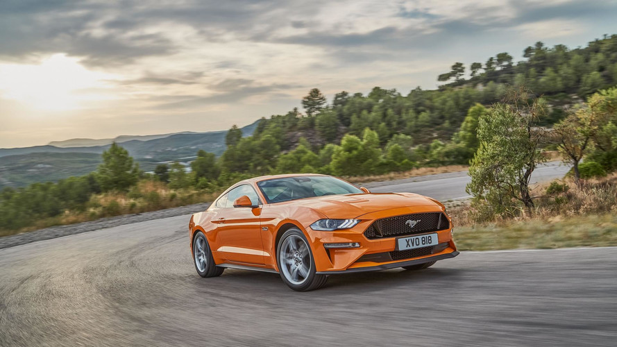 Ford Mustang 2018: interesante restyling