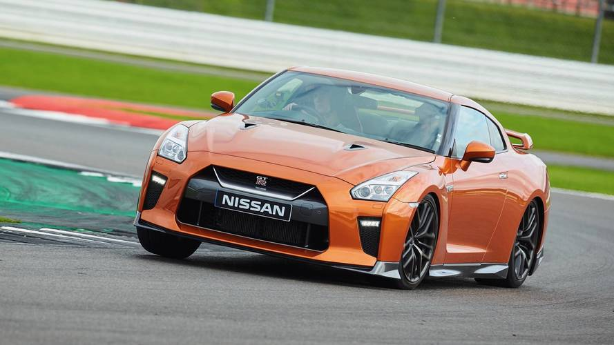 2017 Nissan GT-R first drive: old dog, some new tricks