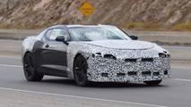 2019 Chevy Camaro Spy Shots