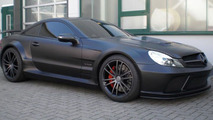 BRABUS Vanish based on Mercedes SL65 AMG Black Series - 779 - 13.04.2010