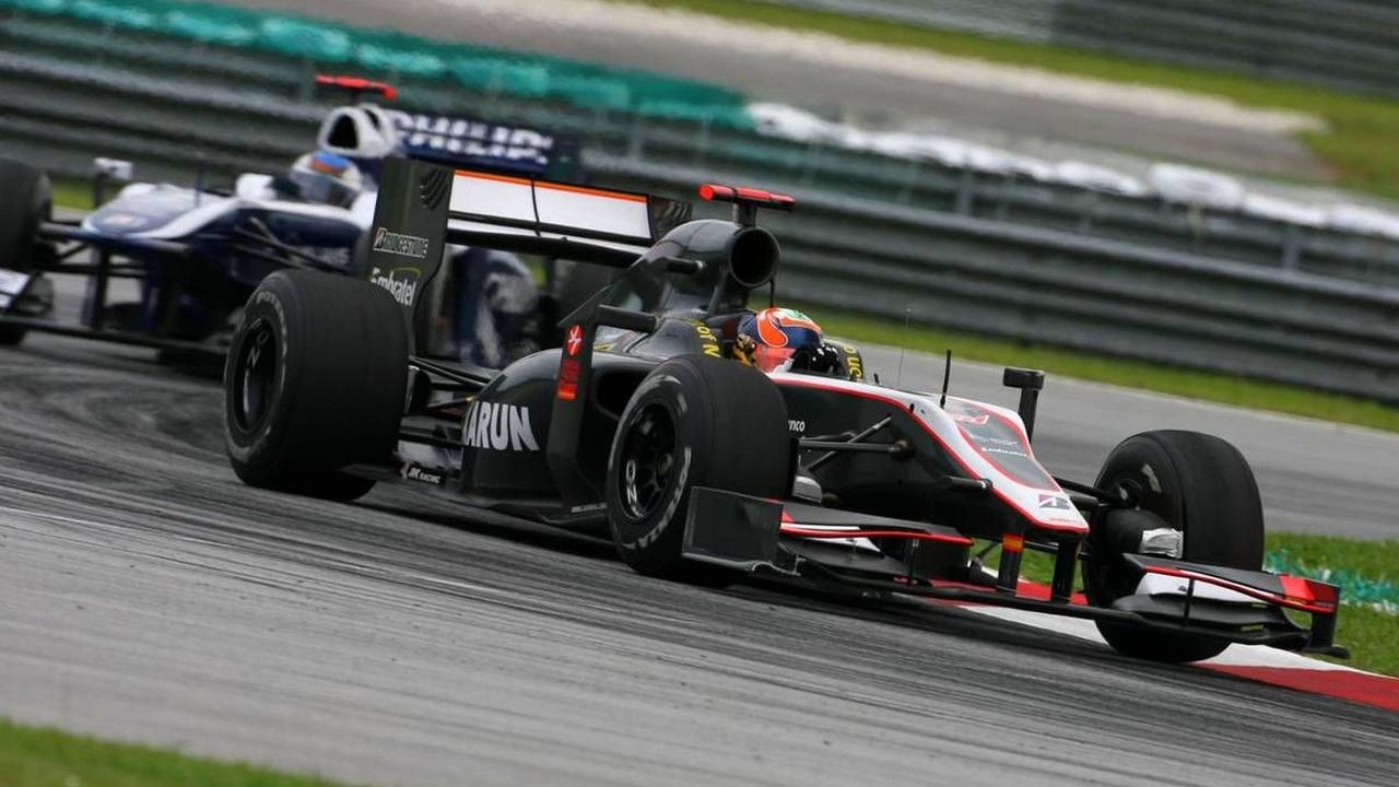 Karun Chandhok (IND), Hispania Racing F1 Team HRT - Formula 1 World Championship