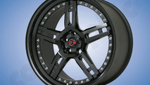 Cargraphic Shows new GTR Hi-Tech Wheel