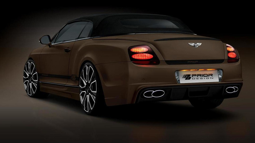 Bentley Continental GTC by Prior-Design
