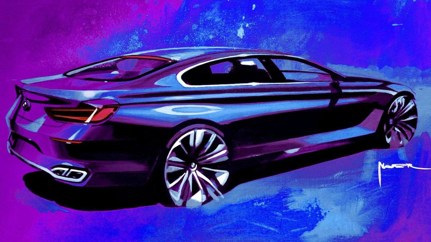 BMW M8 Gran Coupe Concept Debuting Next Month In Geneva?