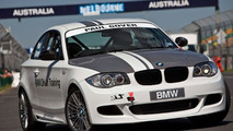 BMW 135i Performance Package at Albert Park Australia
