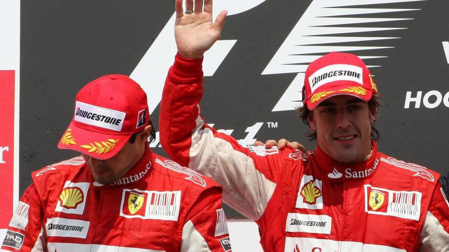 Ferrari's driver hierarchy stance unchanged - Domenicali
