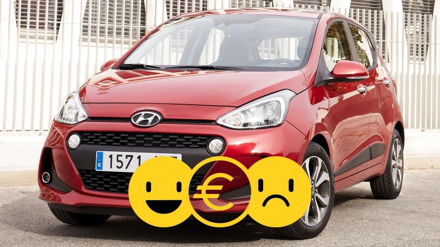 Promozione Hyundai i10 con City Car Party, perché conviene e perché no