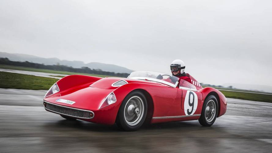 Skoda 1100 OHC: el coche de carreras clásico más bonito de Skoda