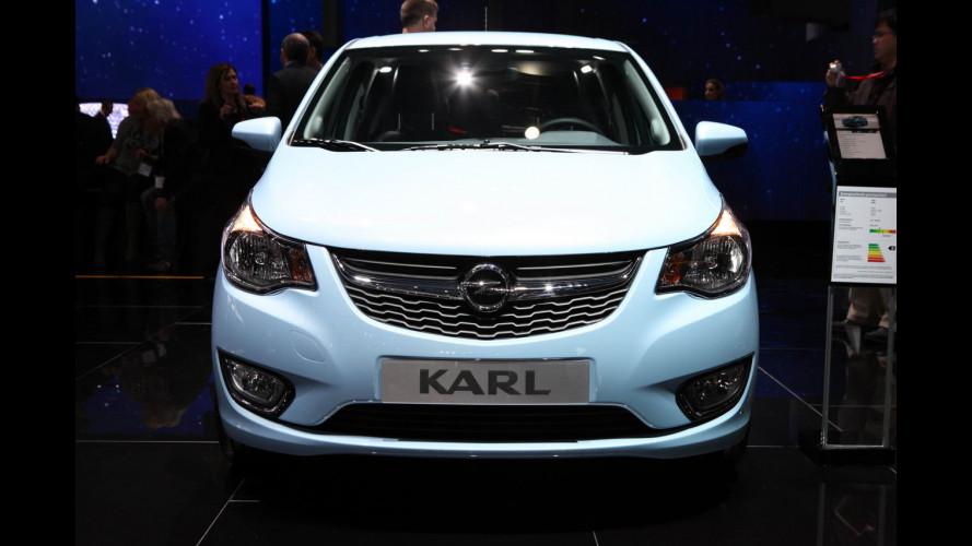 Opel al Salone di Ginevra 2015