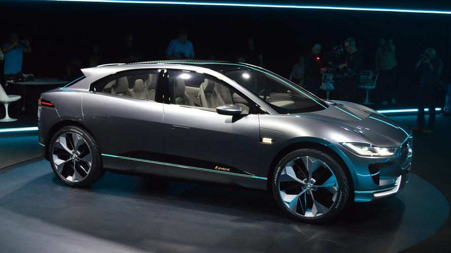 Jaguar I-Pace konsepti: LA 2016
