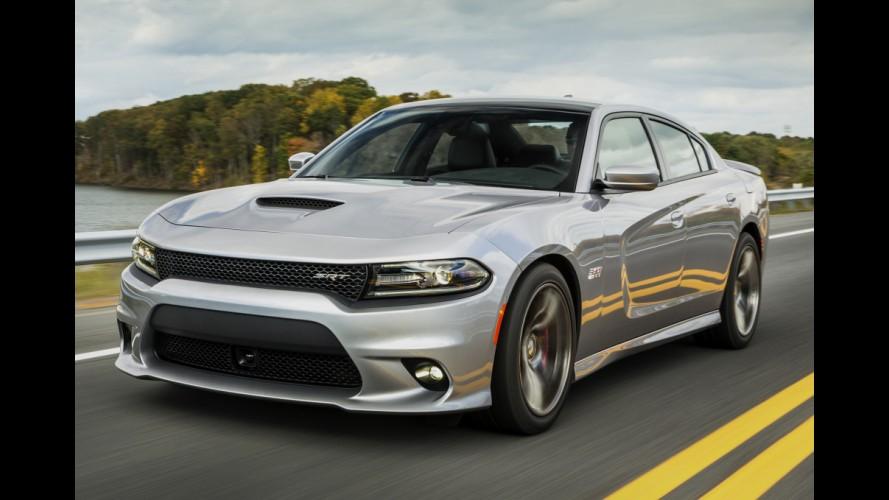 Próximo Dodge Charger deve se render ao downsizing com motor 2.0 biturbo