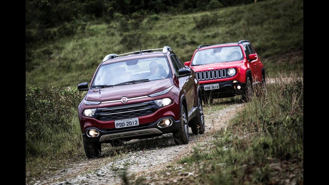 Fiat Toro já supera a marca de 10 mil unidades vendidas