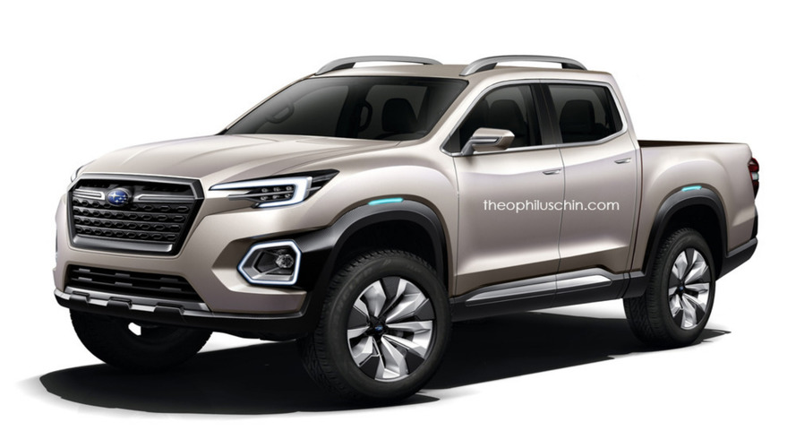 Subaru Pickup: projeção sugere volta da marca japonesa ao mercado de camionetes