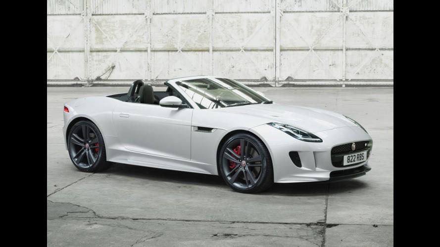 Jaguar F-Type British Edition chega ao Brasil este mês por R$ 537.968