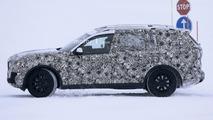 BMW X7 2017 fotos espía