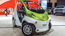 Toyota COMS concept unveiled at Montreal Auto Show