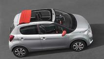Citroën C1 Airscape gris y rojo