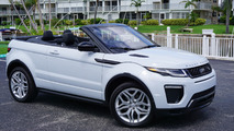 2017 Land Rover Range Rover Evoque Convertible - Canadian Review