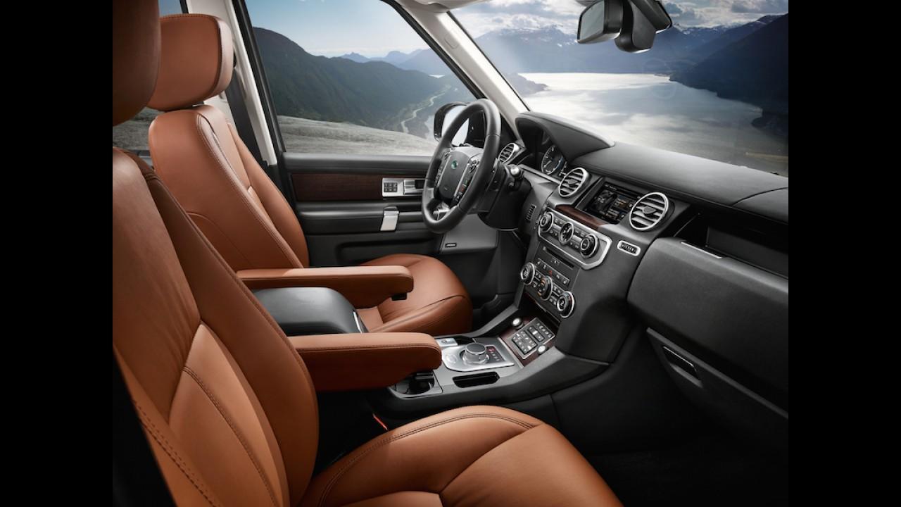 Enquanto aguarda nova geração, Land Rover Discovery ganha séries especiais