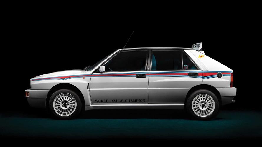 Anuncios clásicos: Lancia Delta Integrale