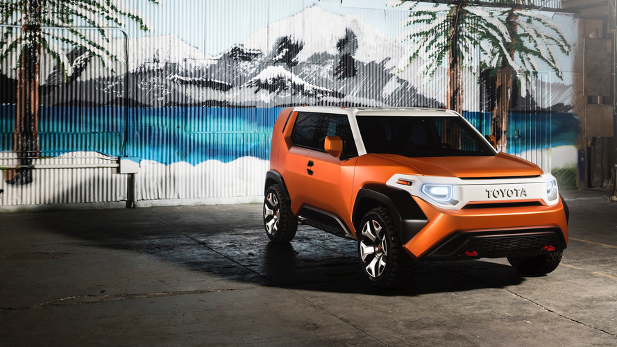Toyota FT-4X Concept Is Ready To Be Your Cruiser Across The Land
