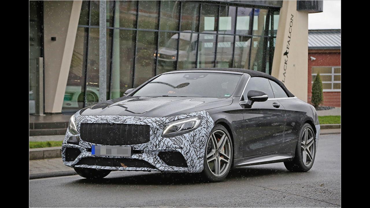 Mercedes-AMG S 63 Cabriolet Facelift