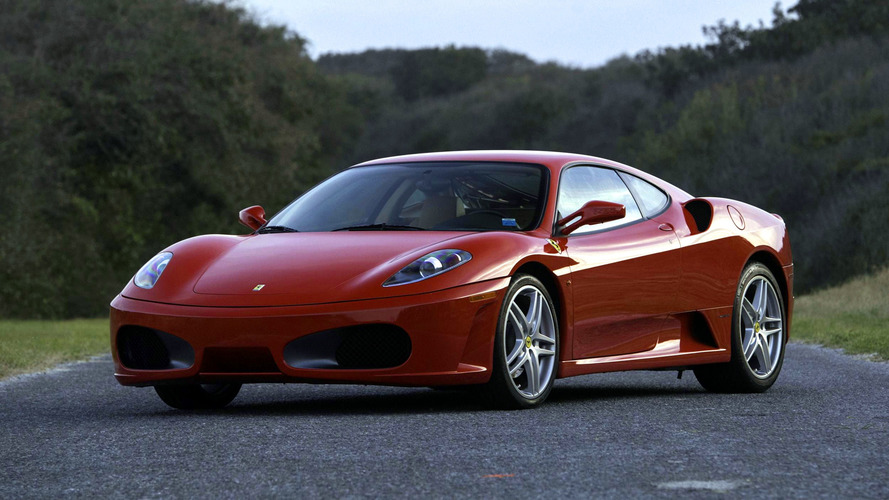 Trump's Ferrari F430 Sells At Auction, Eventually