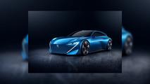 Peugeot Instinct Concept leaked image