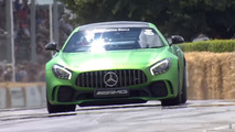 Mercedes-AMG GT R at 2017 Goodwood Festival of Speed