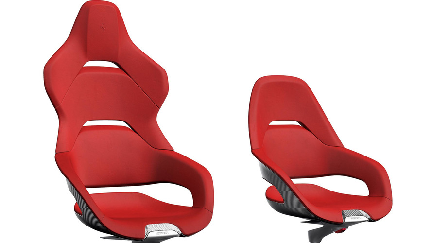 Ferrari Cockpit Office Chair
