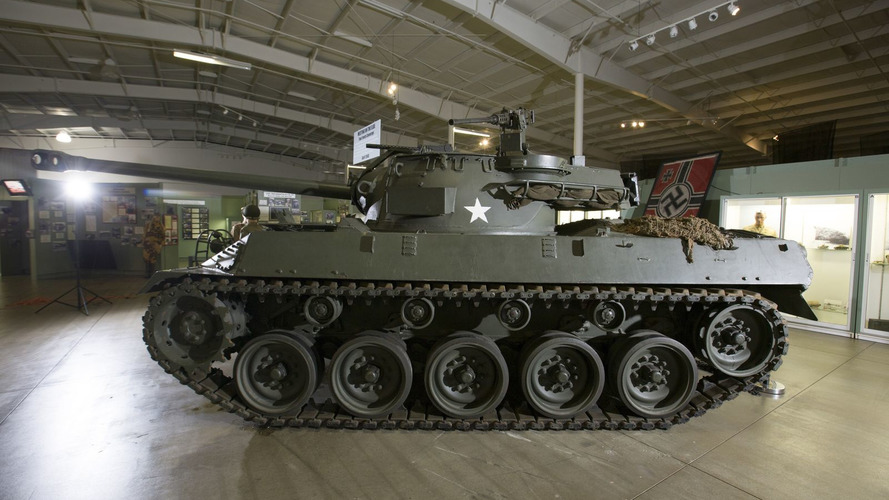 1944 Buick M18 Hellcat Tank Destroyer