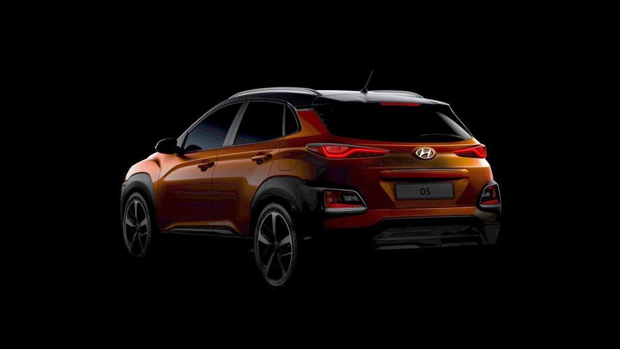 2018 Hyundai Kona teaser görüntüleri (orijinaller ve oynanmışlar)